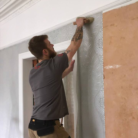 Top Coat Decorators Plymouth Domestic Commercial Interior Exterior Painting Decorating